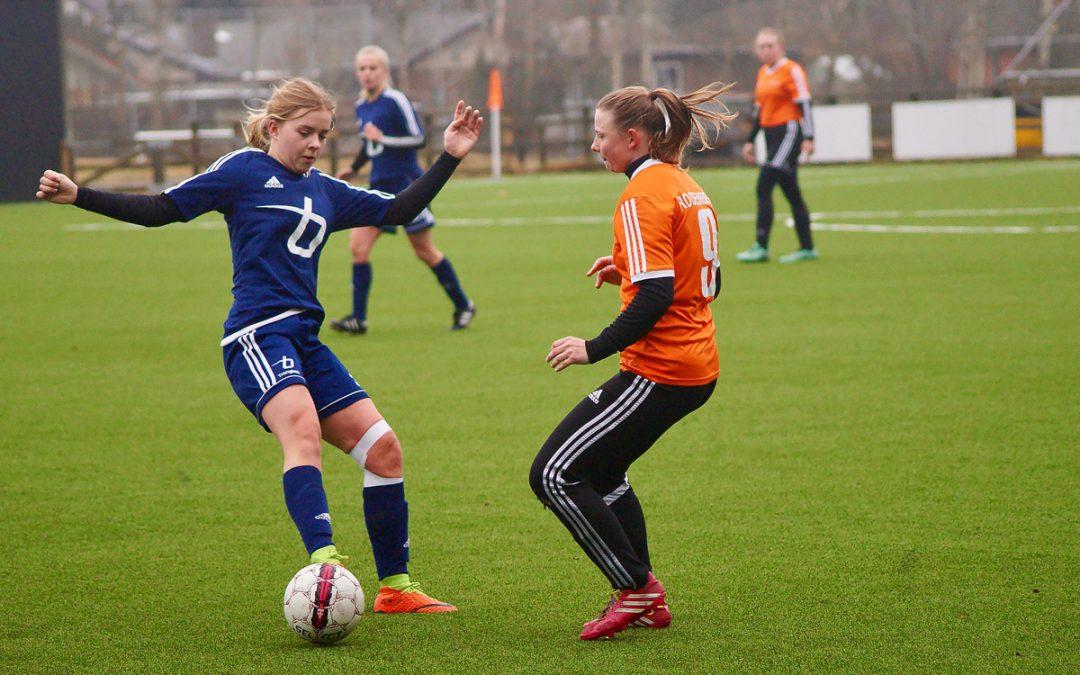 Fodbold i linjefagsugen | Tommerup Efterskole