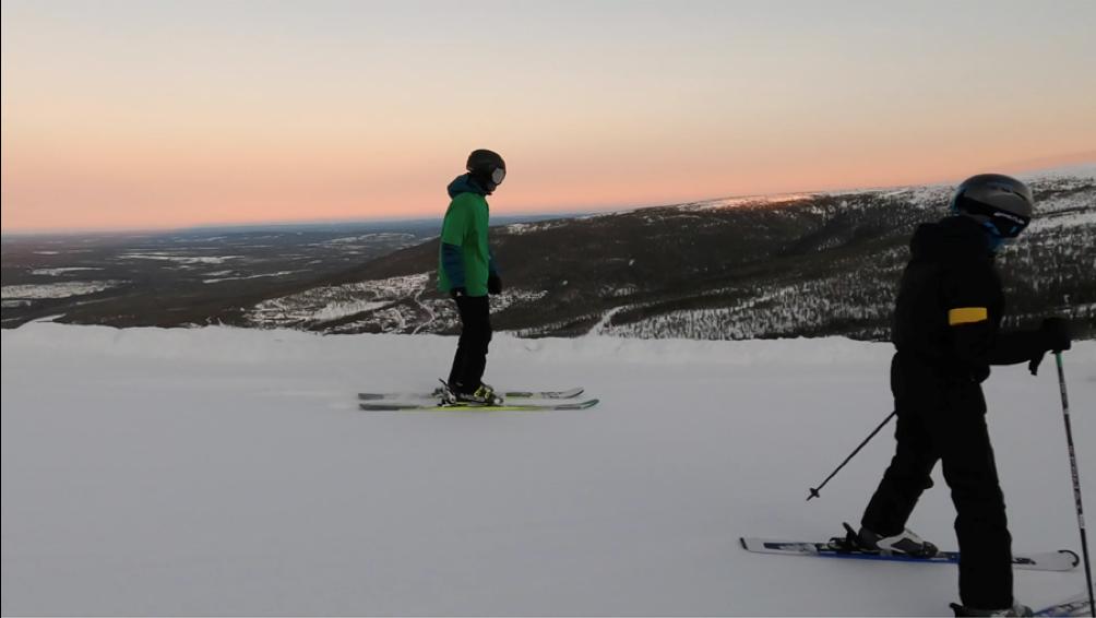 Skitur 19/20 for tidligere elever